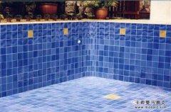贴泳池砖要特别注意哪些?