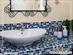 18款卫生间马赛克瓷砖搭配设计