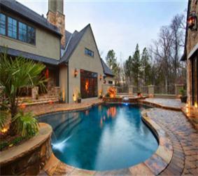 别墅泳池项目二