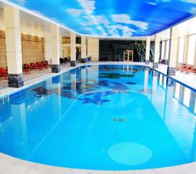酒店泳池项目一