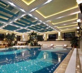 酒店泳池项目二