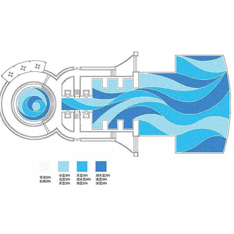 泳池马赛克拼图5